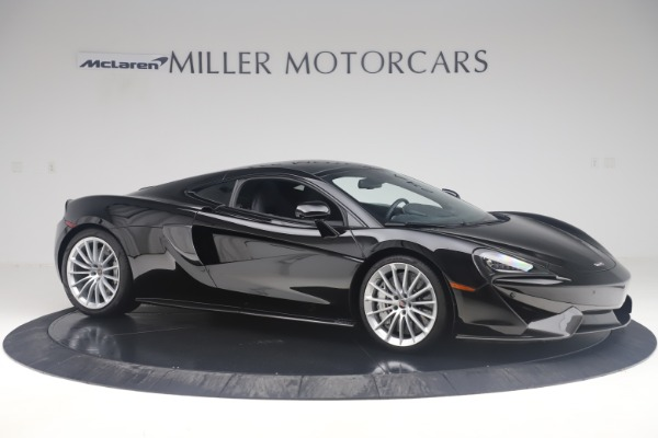 Used 2017 McLaren 570GT Coupe for sale $149,900 at Bentley Greenwich in Greenwich CT 06830 9
