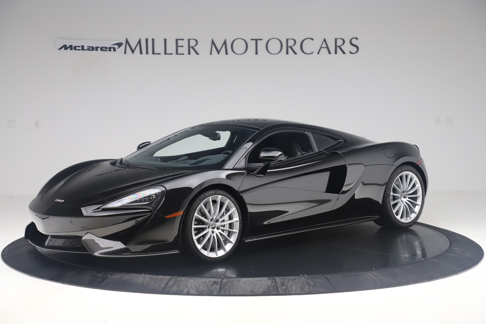 Used 2017 McLaren 570GT Coupe for sale $149,900 at Bentley Greenwich in Greenwich CT 06830 1