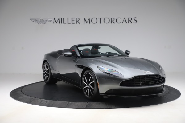 New 2020 Aston Martin DB11 Volante Convertible for sale $254,871 at Bentley Greenwich in Greenwich CT 06830 10