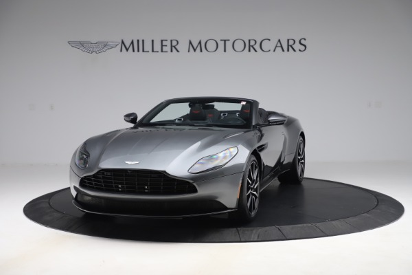 New 2020 Aston Martin DB11 Volante Convertible for sale $254,871 at Bentley Greenwich in Greenwich CT 06830 12