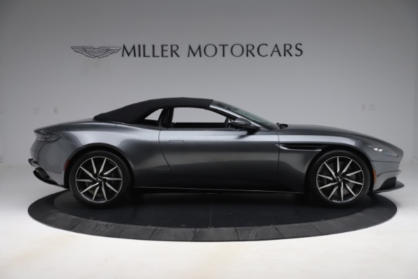 New 2020 Aston Martin DB11 Volante Convertible for sale $254,871 at Bentley Greenwich in Greenwich CT 06830 13