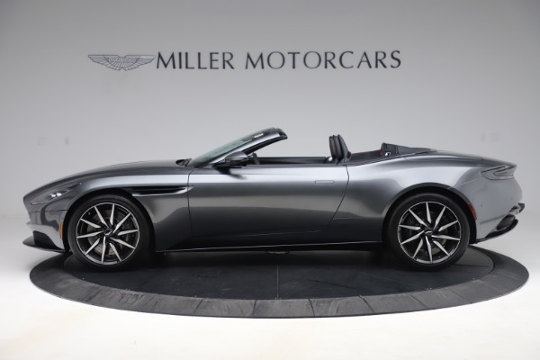 New 2020 Aston Martin DB11 Volante Convertible for sale $254,871 at Bentley Greenwich in Greenwich CT 06830 2