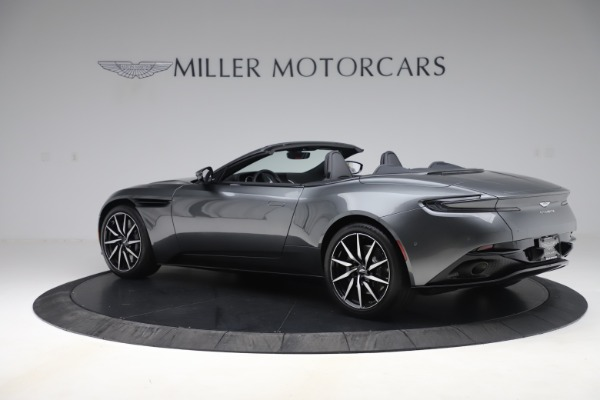 New 2020 Aston Martin DB11 Volante Convertible for sale Sold at Bentley Greenwich in Greenwich CT 06830 3