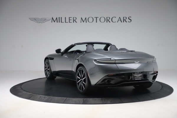 New 2020 Aston Martin DB11 Volante Convertible for sale $254,871 at Bentley Greenwich in Greenwich CT 06830 4