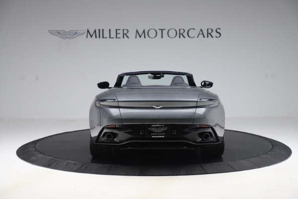 New 2020 Aston Martin DB11 Volante Convertible for sale $254,871 at Bentley Greenwich in Greenwich CT 06830 5