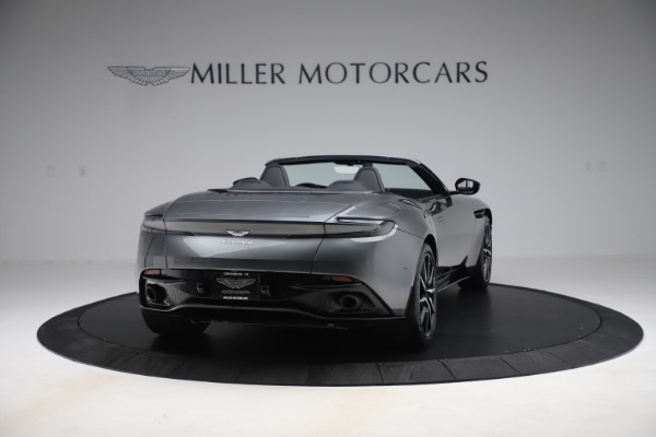 New 2020 Aston Martin DB11 Volante Convertible for sale $254,871 at Bentley Greenwich in Greenwich CT 06830 6