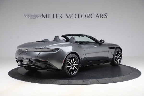 New 2020 Aston Martin DB11 Volante Convertible for sale $254,871 at Bentley Greenwich in Greenwich CT 06830 7