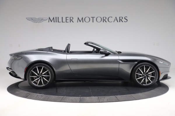 New 2020 Aston Martin DB11 Volante Convertible for sale $254,871 at Bentley Greenwich in Greenwich CT 06830 8