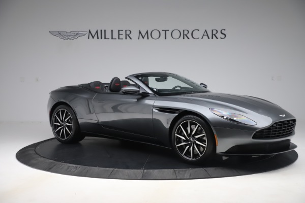 New 2020 Aston Martin DB11 Volante Convertible for sale $254,871 at Bentley Greenwich in Greenwich CT 06830 9