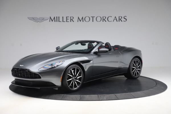 New 2020 Aston Martin DB11 Volante Convertible for sale $254,871 at Bentley Greenwich in Greenwich CT 06830 1