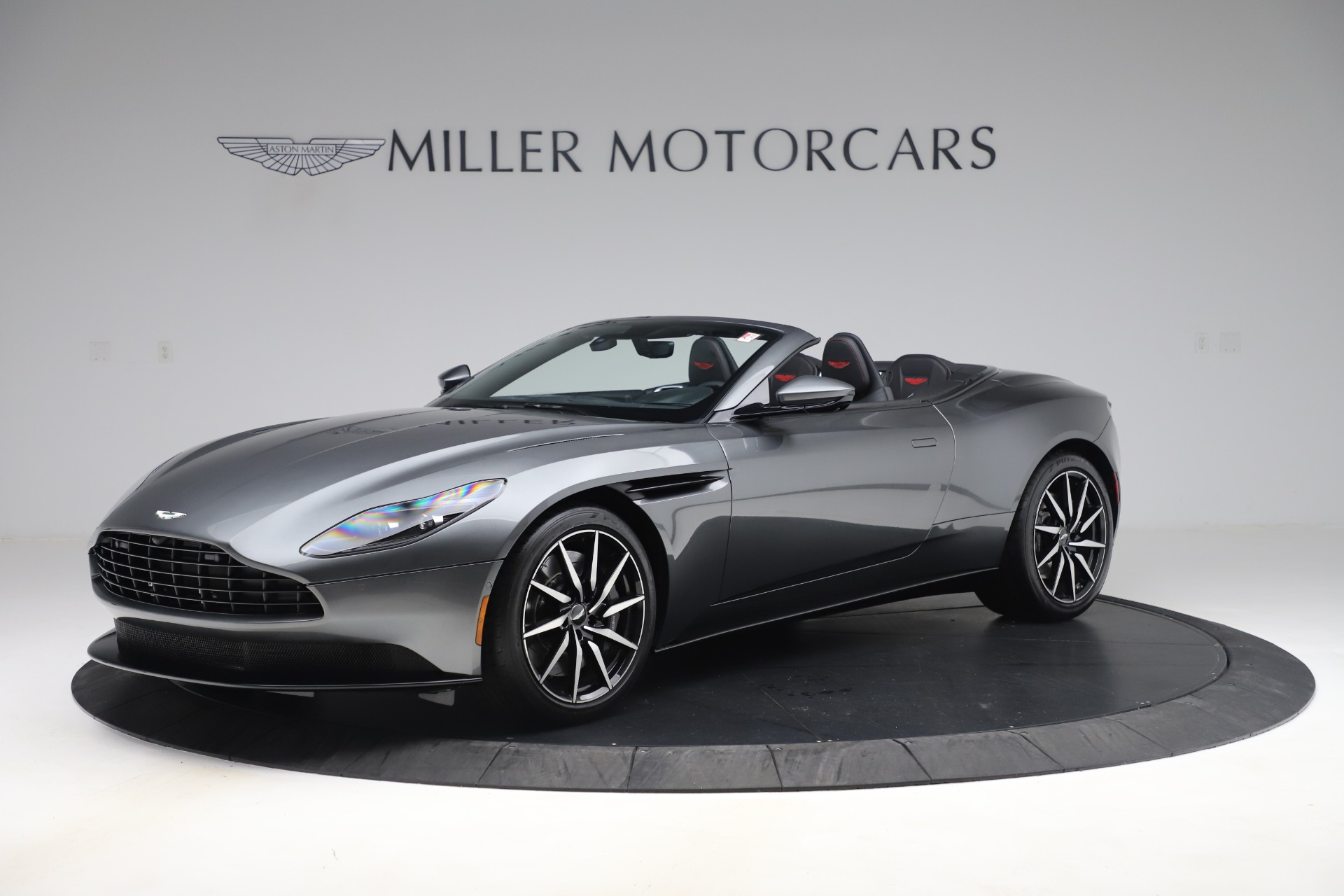 New 2020 Aston Martin DB11 Volante Convertible for sale Sold at Bentley Greenwich in Greenwich CT 06830 1
