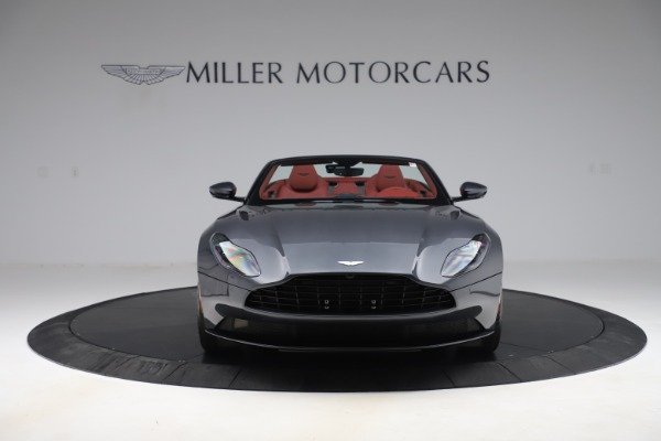 Used 2020 Aston Martin DB11 Volante Convertible for sale $253,076 at Bentley Greenwich in Greenwich CT 06830 11