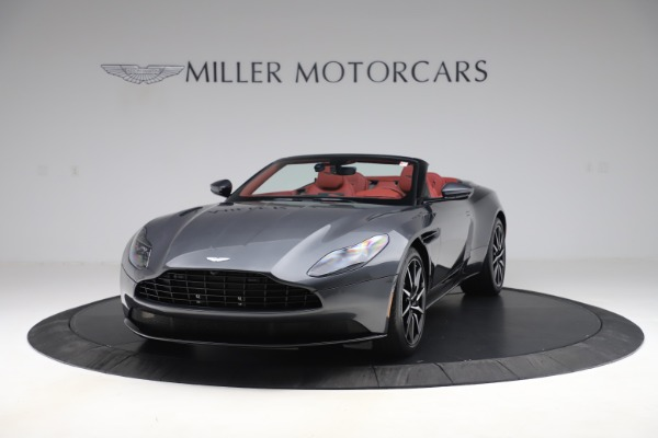 Used 2020 Aston Martin DB11 Volante Convertible for sale $253,076 at Bentley Greenwich in Greenwich CT 06830 12