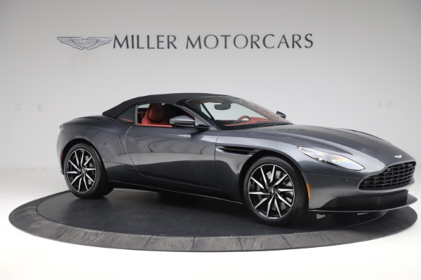 Used 2020 Aston Martin DB11 Volante Convertible for sale $253,076 at Bentley Greenwich in Greenwich CT 06830 14