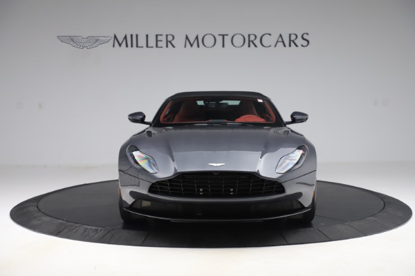 Used 2020 Aston Martin DB11 Volante Convertible for sale $253,076 at Bentley Greenwich in Greenwich CT 06830 15