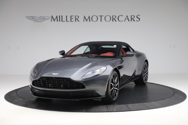 Used 2020 Aston Martin DB11 Volante Convertible for sale $253,076 at Bentley Greenwich in Greenwich CT 06830 16