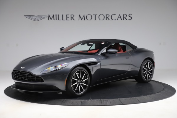 Used 2020 Aston Martin DB11 Volante Convertible for sale $253,076 at Bentley Greenwich in Greenwich CT 06830 17