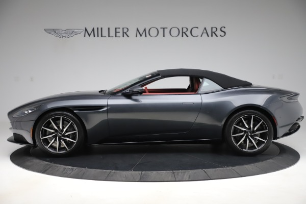 Used 2020 Aston Martin DB11 Volante Convertible for sale $253,076 at Bentley Greenwich in Greenwich CT 06830 18