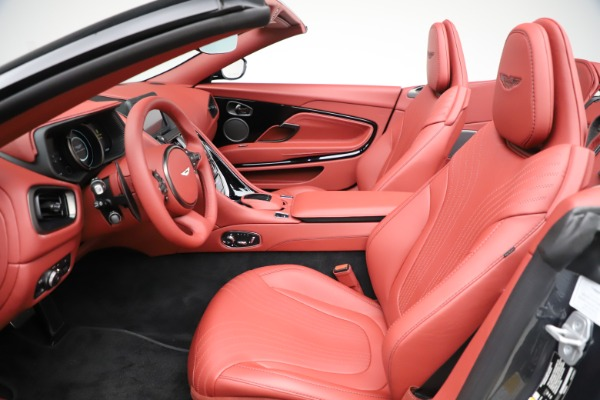 Used 2020 Aston Martin DB11 Volante Convertible for sale $253,076 at Bentley Greenwich in Greenwich CT 06830 19