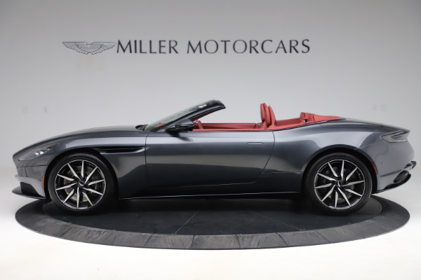 Used 2020 Aston Martin DB11 Volante Convertible for sale $253,076 at Bentley Greenwich in Greenwich CT 06830 2