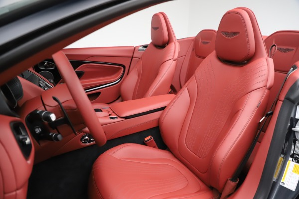 Used 2020 Aston Martin DB11 Volante Convertible for sale $253,076 at Bentley Greenwich in Greenwich CT 06830 21