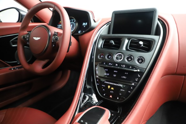 Used 2020 Aston Martin DB11 Volante Convertible for sale $253,076 at Bentley Greenwich in Greenwich CT 06830 23