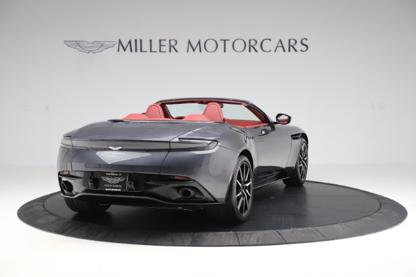 Used 2020 Aston Martin DB11 Volante Convertible for sale $253,076 at Bentley Greenwich in Greenwich CT 06830 6