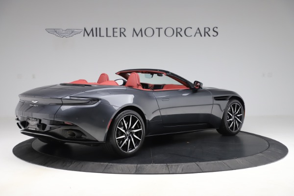 Used 2020 Aston Martin DB11 Volante Convertible for sale $253,076 at Bentley Greenwich in Greenwich CT 06830 7