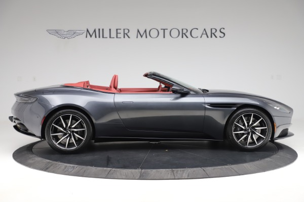 Used 2020 Aston Martin DB11 Volante Convertible for sale $253,076 at Bentley Greenwich in Greenwich CT 06830 8