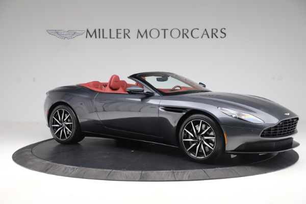 Used 2020 Aston Martin DB11 Volante Convertible for sale $253,076 at Bentley Greenwich in Greenwich CT 06830 9