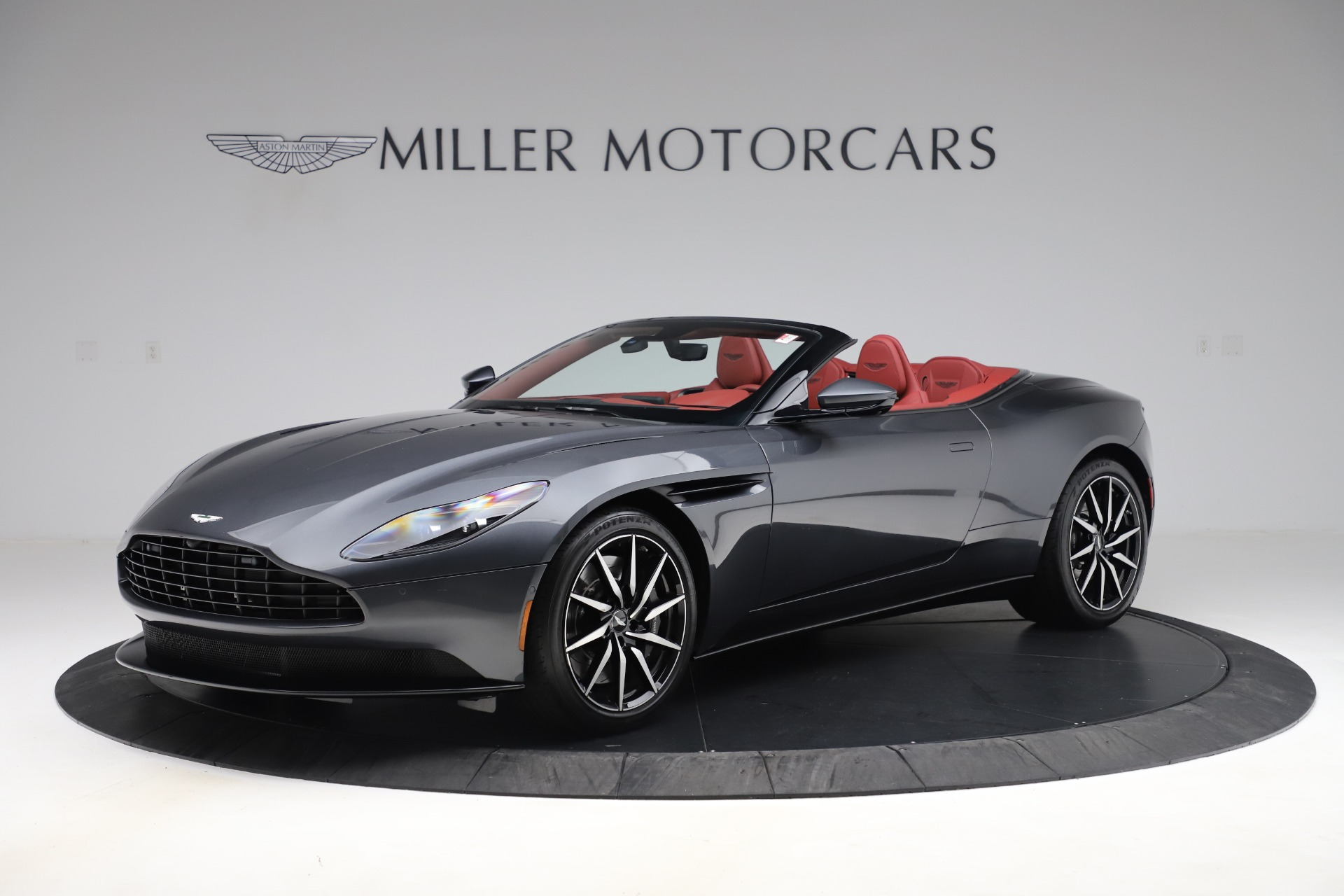Used 2020 Aston Martin DB11 Volante Convertible for sale $253,076 at Bentley Greenwich in Greenwich CT 06830 1