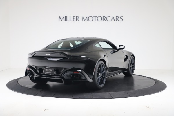 New 2020 Aston Martin Vantage Coupe for sale Sold at Bentley Greenwich in Greenwich CT 06830 10
