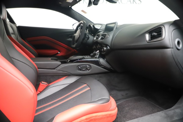 New 2020 Aston Martin Vantage Coupe for sale Sold at Bentley Greenwich in Greenwich CT 06830 18