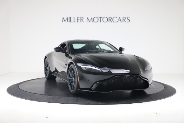 New 2020 Aston Martin Vantage Coupe for sale Sold at Bentley Greenwich in Greenwich CT 06830 4