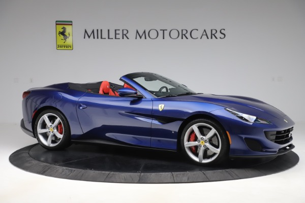 Used 2019 Ferrari Portofino for sale $229,900 at Bentley Greenwich in Greenwich CT 06830 10