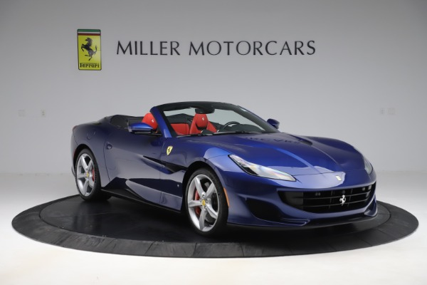 Used 2019 Ferrari Portofino for sale $229,900 at Bentley Greenwich in Greenwich CT 06830 11