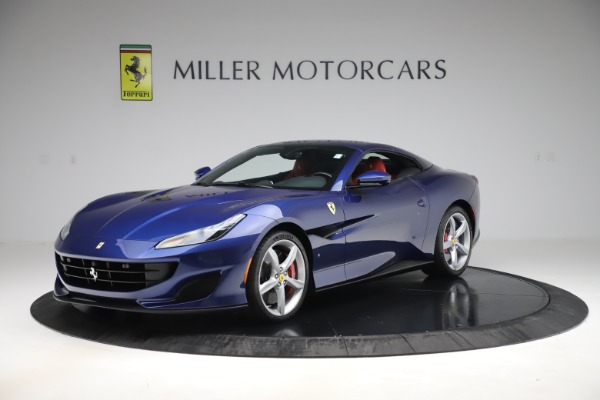 Used 2019 Ferrari Portofino for sale $229,900 at Bentley Greenwich in Greenwich CT 06830 13