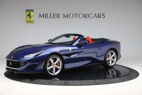 Used 2019 Ferrari Portofino for sale $229,900 at Bentley Greenwich in Greenwich CT 06830 2