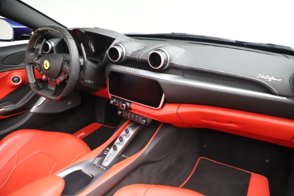 Used 2019 Ferrari Portofino for sale $229,900 at Bentley Greenwich in Greenwich CT 06830 24