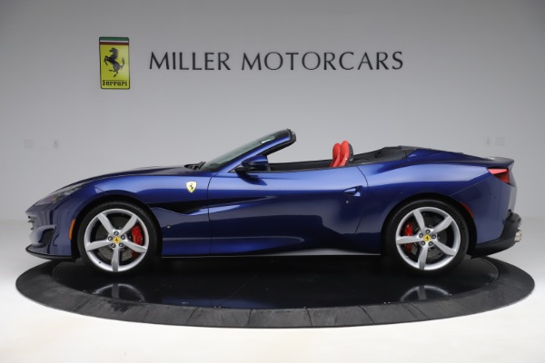 Used 2019 Ferrari Portofino for sale $229,900 at Bentley Greenwich in Greenwich CT 06830 3