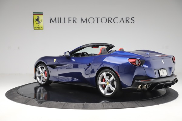 Used 2019 Ferrari Portofino for sale $229,900 at Bentley Greenwich in Greenwich CT 06830 4