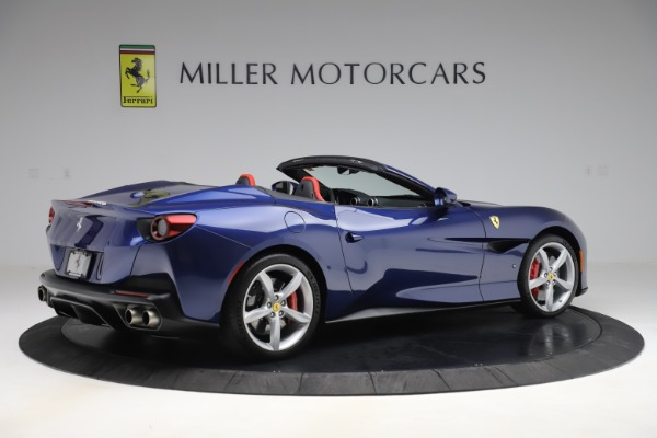 Used 2019 Ferrari Portofino for sale $229,900 at Bentley Greenwich in Greenwich CT 06830 8