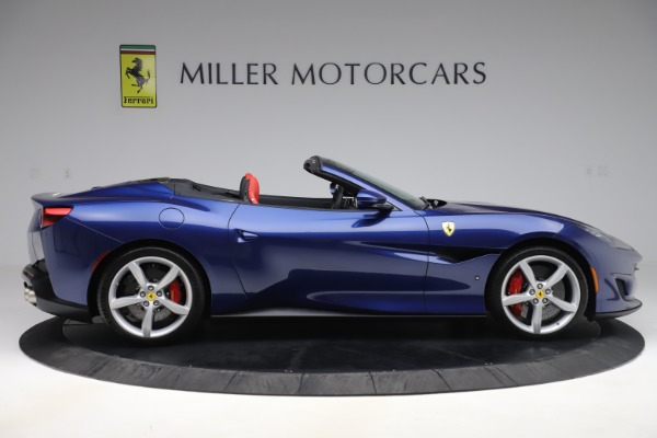 Used 2019 Ferrari Portofino for sale $229,900 at Bentley Greenwich in Greenwich CT 06830 9