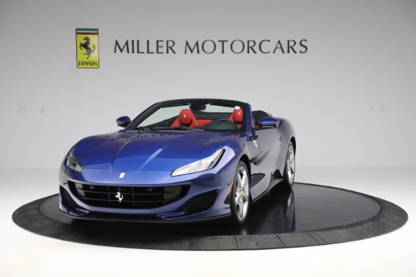 Used 2019 Ferrari Portofino for sale $229,900 at Bentley Greenwich in Greenwich CT 06830 1
