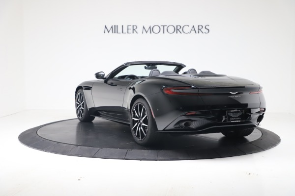 New 2020 Aston Martin DB11 Volante Convertible for sale Sold at Bentley Greenwich in Greenwich CT 06830 10