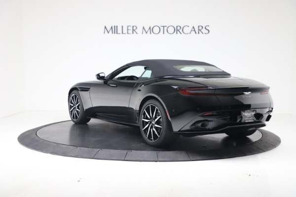 New 2020 Aston Martin DB11 Volante Convertible for sale Sold at Bentley Greenwich in Greenwich CT 06830 15