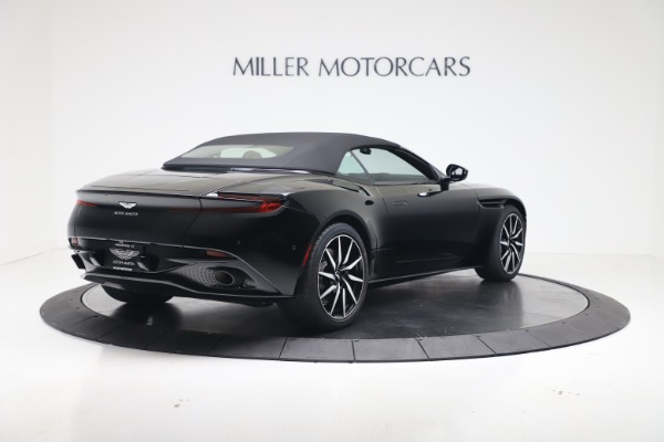 New 2020 Aston Martin DB11 Volante Convertible for sale Sold at Bentley Greenwich in Greenwich CT 06830 16