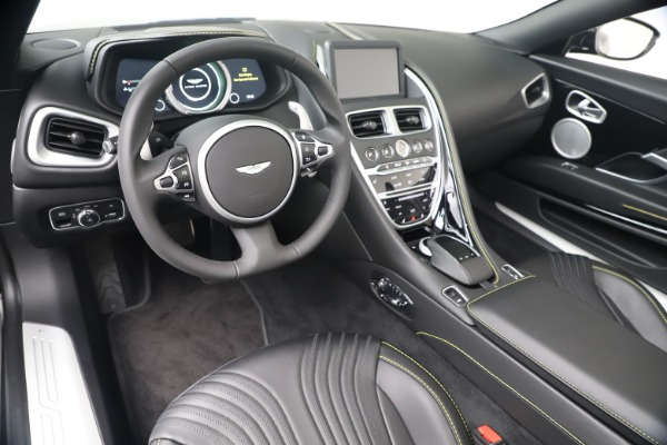 New 2020 Aston Martin DB11 Volante Convertible for sale Sold at Bentley Greenwich in Greenwich CT 06830 21