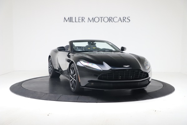 New 2020 Aston Martin DB11 Volante Convertible for sale Sold at Bentley Greenwich in Greenwich CT 06830 4