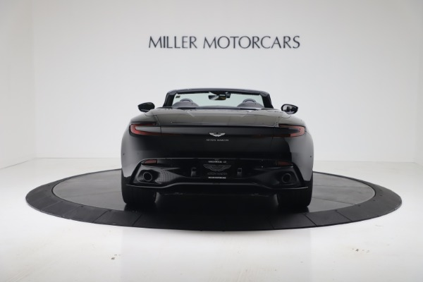 New 2020 Aston Martin DB11 Volante Convertible for sale Sold at Bentley Greenwich in Greenwich CT 06830 9